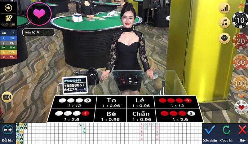 xóc đĩa wm casino