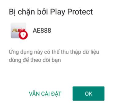 cài đặt app ae888